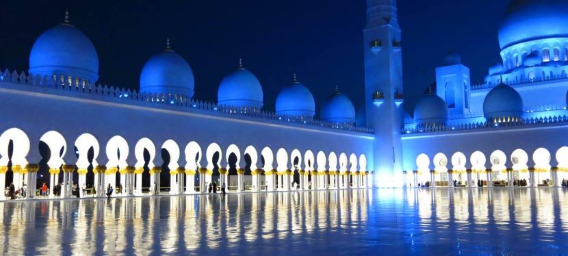 Grand Mosque AbuDhabi